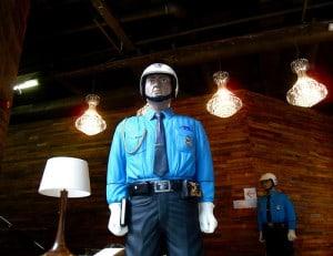 Korean Police Dummy