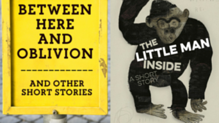 New Covers for upcoming short stories